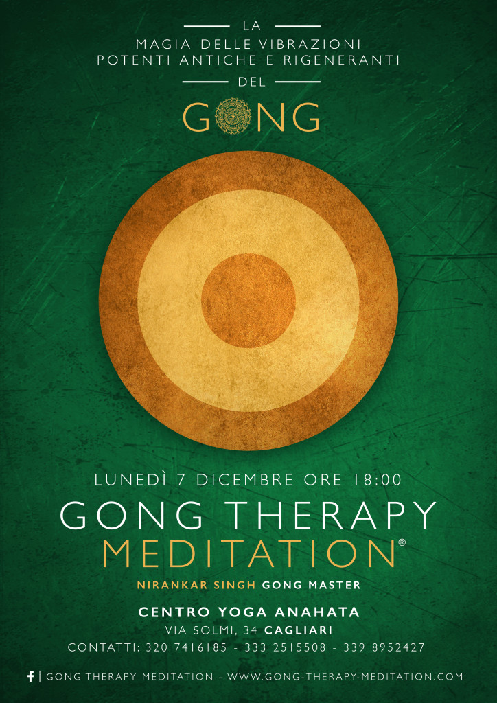 Gong Therapy Meditation